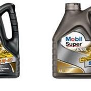 Моторное масло Mobil Super™ 3000 X1 Diesel 5W-40 ,Mobil Super™ 3000 XE 5W-30 фото