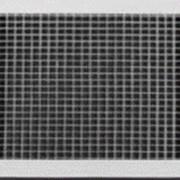 Решетки вентиляционные квадратные ячеистые модель ATMOSFER VENT EGG фото