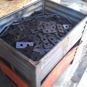 Молотки для дробилки ДМВ 190х60х8 фото