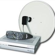 Сервисное обслуживание спутникового и эфирного оборудоваия фото