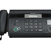 Факс Panasonic KX FT 984 UAB Black фото