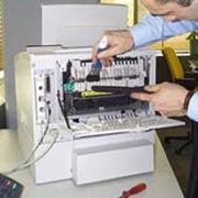 Техобслуживание принтеров фото