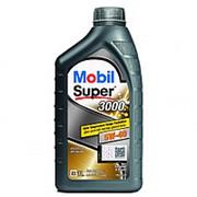 Mobil Super 3000 1л 5W40 синт. фото