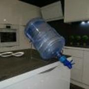 Подставка для бутыли с водой 19л. фото