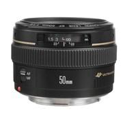 Объектив Canon EF 50 f/1.4 USM (аренда) фото