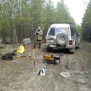 Геофизические исследования в Екатеринбурге при выборе места бурения фото