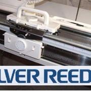 Двухфонтурные механические и перфокарточные вязальные машины Двухфонтурная перфокарточная вязальная машина SILVER REED SK280/SRP60N фото