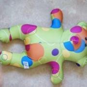 Антистрессовая игрушка Медведь Принты фото