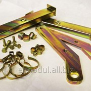 Гальваническое покрытие металлических изделий (Цинк, олово, никель) фото