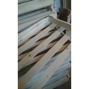 Лоток деревянный, хлебный. фото