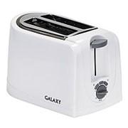 Тостер Galaxy GL-2906, 850Вт фото