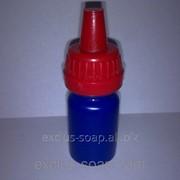 Пигмент жидкий флюоресцентный синий-10 мл фото