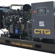 Дизельный генератор CTG AD-220SD с АВР фото