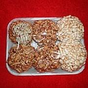 Восточные сладости (шарики), лоток 150 грамм фото