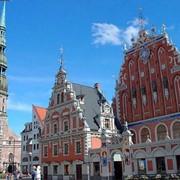 Виза в Латвию. Латвийская виза фото