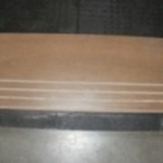 Ступень керамогранитная (4 антискользящих полосы) - 120 см фото