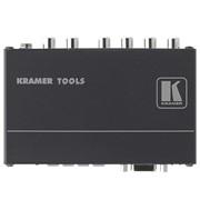 Коммутатор и усилитель-распределитель сигнала S/PDIF Kramer 6502 фото