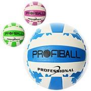 Мяч волейбольный EV 3204 PROFIBALL, офиц.размер фото