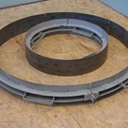 Форма металлическая ПП10 (крышка колодца) фото