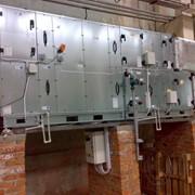 Автоматизація систем охолодження та вентиляції фото