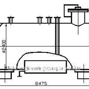 Дегазатор конденсата В-102, В-202 фото