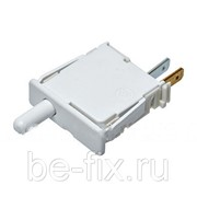 Выключатель света для холодильника Bosch 610369. Оригинал фото