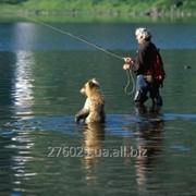 Тур рыбалка на Камчатке. Рыболовные базы комфорт-класса фото