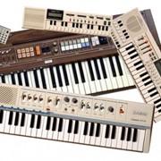 Аренда клавишных инструментов фото