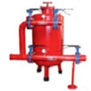 Бак для системы водоподготовки D4`, 60м3/ч, by-pass, D24`/60см, металл фото