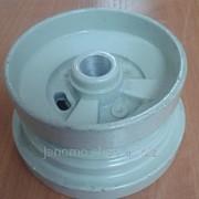 Маховое колесо для промышленных машин фото