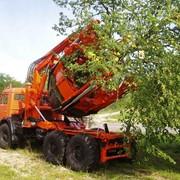 Ямокопатели, корчеватели, Optimal 2200 для крупномерных деревьев фото