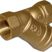 Фильтр грубой механической очистки воды 1 1/4 Ferro фото