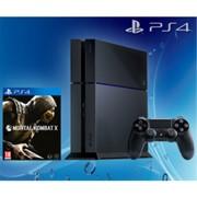 Игровая приставка Sony PlayStation 4 500Gb + Mortal Kombat X (PS4) фото