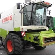 Зерноуборочный комбайн Claas LEXION 480 II фото