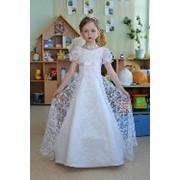 Детское бальное платье Элиза фото