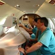 Авиатранспортировка пациентов по всему миру фото