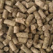 Шрот подсолнечника гранулированный, протеин 40,66% фото