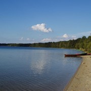 Спуск ставка, спуск озера фото