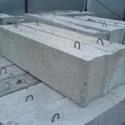 Фундаментный блок 12.5.6 фото