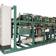 Монтаж промышленного холодильного оборудования фото