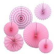 Набор Фант бумажный, розовый, 6шт., 5968 фото