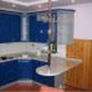 Монтаж кухонной мебели фото
