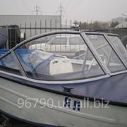 Лобовые стекла для яхт, катеров и лодок. фото