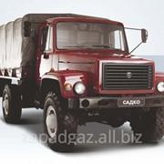 Автомобиль ГАЗ-33081-93 (с лебедкой) фото