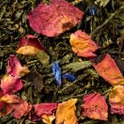 Чай зеленый Арабская Роза фото
