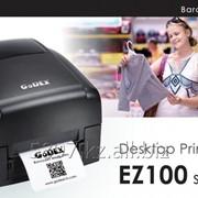 Термопринтер этикеток GODEX EZ120 фото