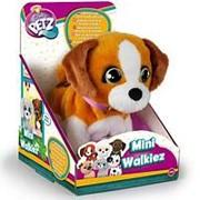IMC Toys Club Petz Щенок Mini Walkiez Beagle интерактивный, ходячий, со звуковыми эффектами (99852) фото