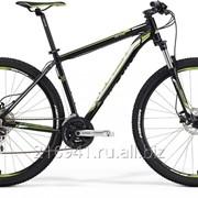 Велосипед Merida Big.nine 20-D (2015) черный фото