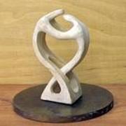 Керамическая музыкальная скульптура фото