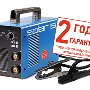 Сварочный инвертор Solaris MMA-164 фото